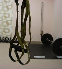 Nové prostory funkčního tréninku Praha - cvičení pro ženy