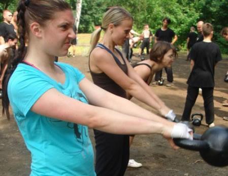 Funkční trénink - Aňa