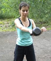 Funkční trénink - Bětka