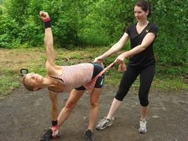 Funkční trénink - Terka