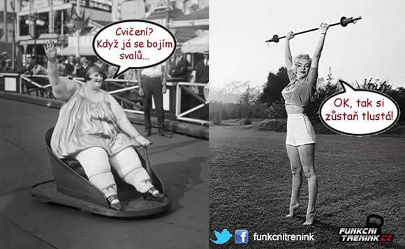 Cvičení pro ženy - Funkční trénink Praha