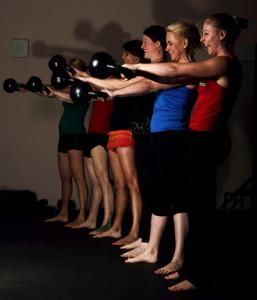 Funkční trénink- silový a kondiční trénink pro ženy v Praze