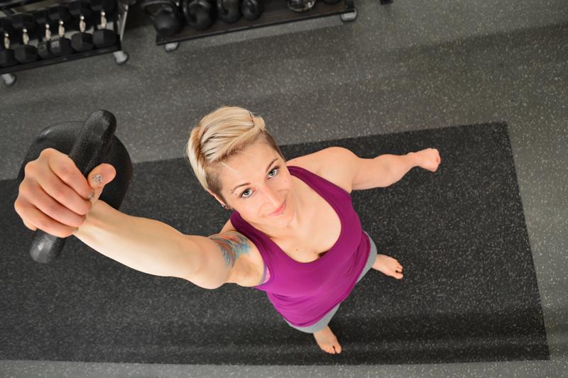 Cvičení mi dává mi klid, vyrovnanost, trpělivost